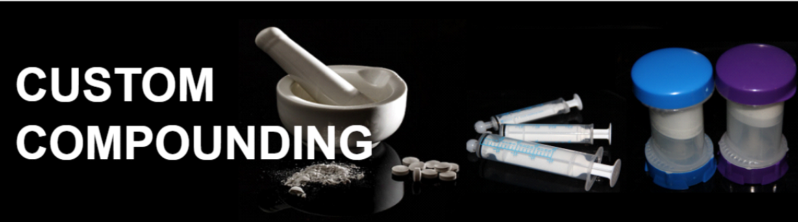 what is a compound prescription drug